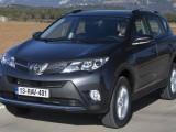 Тест-драйв Toyota RAV4 2013 (видео)
