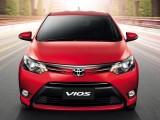 Новое поколение Toyota Vios 2014
