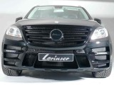 Тюнинг Mercedes M-Class 2012 от Lorinser