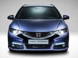 Универсал Honda Civic Tourer 2014 года