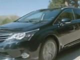 Видео о универсале Toyota Avensis 2012