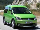 Volkswagen Caddy Cross 2013: цена, фото, характеристики