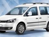 Volkswagen Caddy Sochi Edition 2014 поступил в продажу