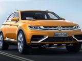 Купе Volkswagen CrossBlue Concept 2013 (фото, видео)