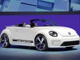 Volkswagen E-Bugster Speedster Concept 2012: фото, характеристики