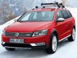 Volkswagen Passat Alltrack 2012: тест-драйв (видео)