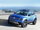 Концепт Volkswagen Taigun 2012: фото, характеристики