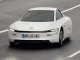 Представлен гибрид Volkswagen XL1 2014