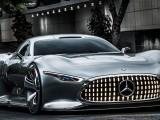 Прототип Mercedes Vision Gran Turismo 2013 (фото, видео)