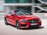Презентовано купе Mercedes C-Class Coupe 2016 (цена, фото)