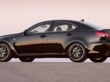 «Заряженный» Lexus IS F 2014 года