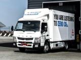 Электрический грузовик Mitsubishi Canter E-Cell (фото, видео)
