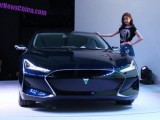 Электромобиль Youxia X — конкурент Tesla Model 3 (фото, цена)