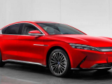 BYD Han EV – новый конкурент Tesla Model S (фото, цена, запас хода, дата выхода)