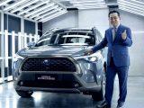Дебютировала новая Toyota Corolla Cross 2021 (фото, цена, характеристики)