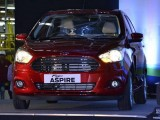 Новый седан Ford Figo Aspire 2016 (фото)