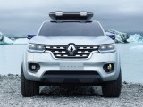 Представлен прототип пикапа Renault Alaskan 2015 (видео, фото)