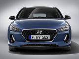 Новый хэтчбек Hyundai i30 2017 модельного года  (фото, видео)
