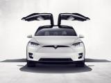Электромобиль Tesla Model X SUV 2016 (цена, фото)