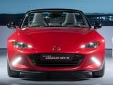 Представлен новый родстер Mazda MX-5 2015