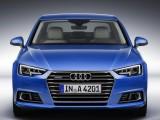 Новое семейство Audi A4 (B9) 2016  в России (фото, цена)