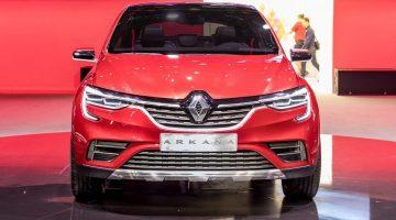 Новый кроссовер Renault Arkana 2019-2020 для России (цена, фото, обзор)