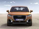 Новый кроссовер Audi Q2 2016–2017 (цена, фото)