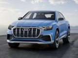 В Детройте показали Audi Q8 Concept 2017 (фото, видео)