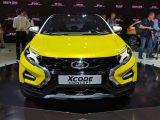 Концепт Lada XCode – новый кроссовер от АвтоВАЗа (фото, видео)