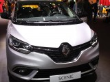 В Женеве показали новый Renault Scenic 2016–2017 (цена, фото)
