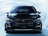 «Заряженный» универсал Subaru Levorg STI Sport 2016–2017 (фото, цена)