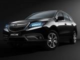 Обновленный Acura MDX 2016 в России (фото, цена)