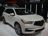 Рестайлинговый Acura MDX 2017 (цена, фото)