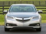 Цены на новый седан Acura TLX 2015 в России