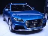 В Детройте показали концепт Audi Allroad Shooting Brake 2014