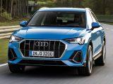 Новый Audi Q3 2019 (Ауди КУ 3) фото, цена, комплектация