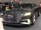 Концепт универсала Audi Prologue Avant 2015 (фото, видео)