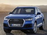 Audi Q7 2015 — 2016 (цена, фото)