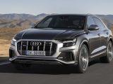 «Заряженный» гибридный Audi SQ8 2020 (фото, цена, видео)