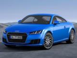 Новая Audi TT Coupe 2015 стала легче и мощнее