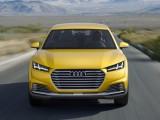 Концепт гибридного кроссовера Audi TT Offroad 2014 (фото, видео)