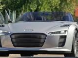 Audi e-tron Spyder: характеристики, фото, видео