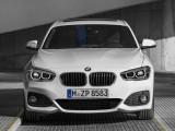 Рестайлинговый хетчбэк BMW 1-Series 2015-2016 (фото, цена)