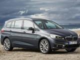 Новый компактвэн BMW 2-Series Gran Tourer 2016 (цена, фото, видео)