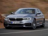 Новая BMW 5-Series 2017 G30 (фото, цена)