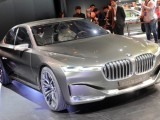 Концептуальный седан BMW Vision Future Luxury 2014 (фото, видео)