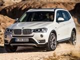 Объявлены цены на BMW X3 2015 года