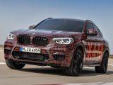 Новые «заряженные» BMW X3 M и X4 M 2019 (фото, технические характеристики)