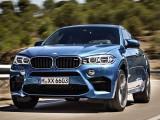 BMW X6 M и BMW X5 M 2015 года