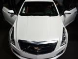 Представлено купе Cadillac ATS Coupe 2015